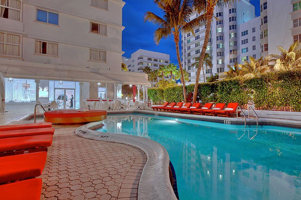 Red South Beach Hotel Miami Hotels Hays Faraway