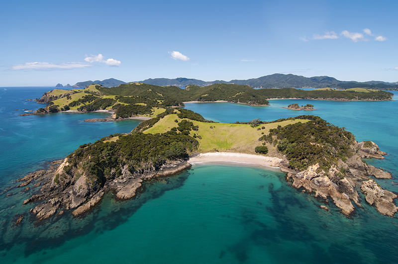 New Zealand Bay of Islands