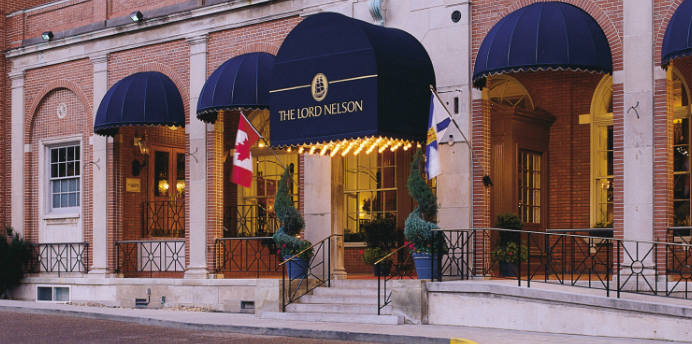 the lord nelson hotel suites