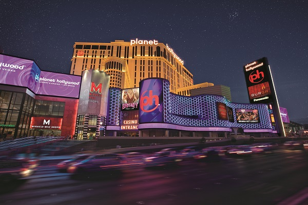 Planet Hollywood Resort & Casino, Las Vegas