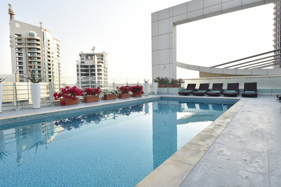 Jannah Marina Bay Hotel Dubai