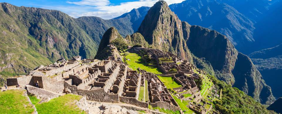 Machu Picchu  web ready highlight image