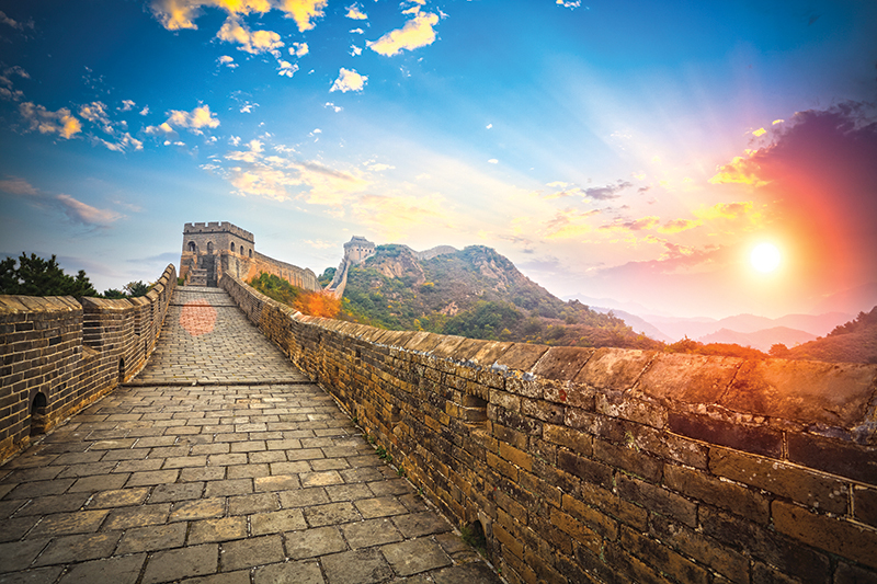 China Great Wall   jinshanling_130159766
