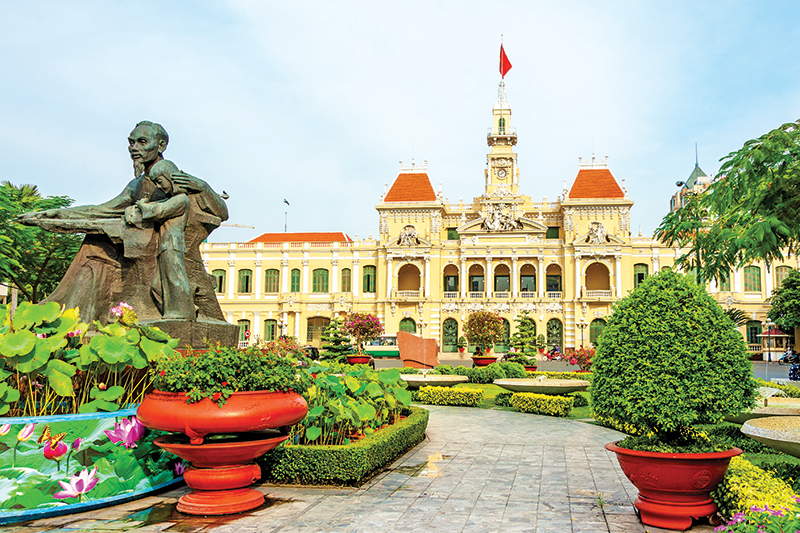 Vietman Ho Chi Minh City_114578542