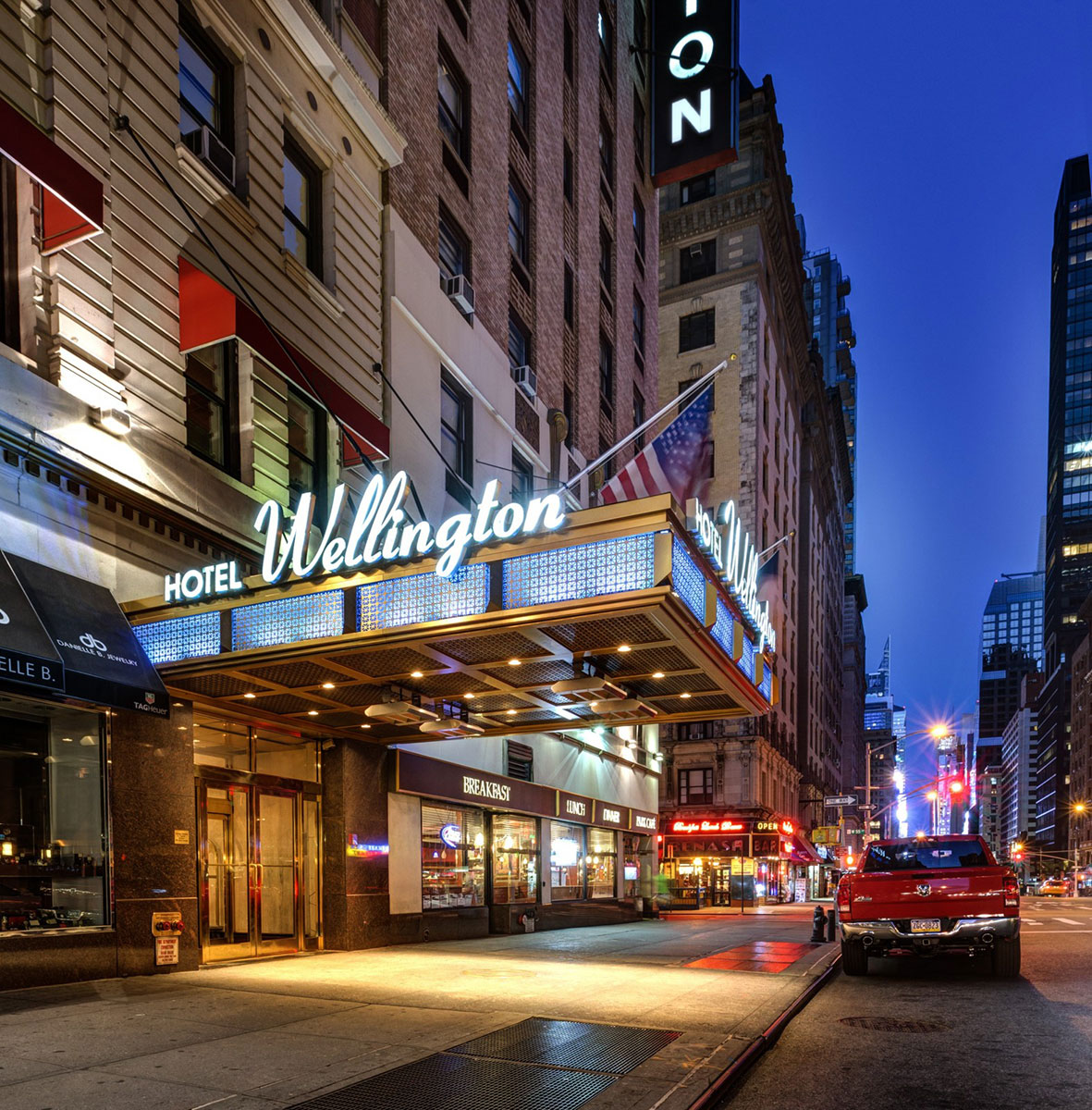 Parking Deals Upper East Side: Luxury Holidays To New York With Hays
