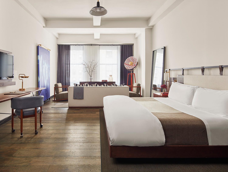 refinery hotel  new york hotels  hays faraway