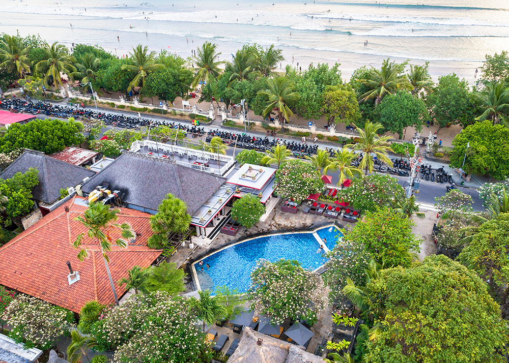 Rooms: Kuta Seaview Resort & Spa