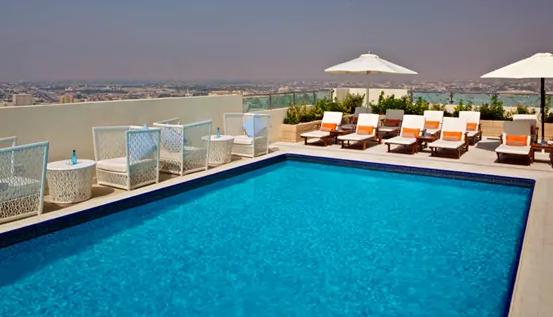 Doubletree By Hilton Ras Al Khaimah Ras Al Khaimah Hotels Hays Faraway
