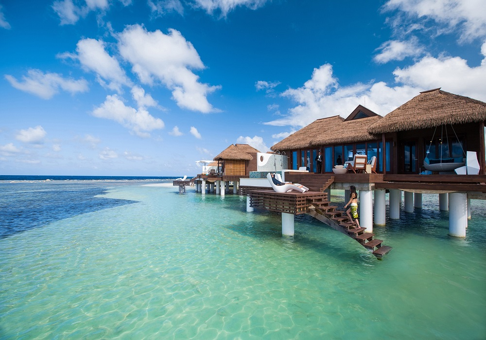 Over Water Bungalows 2