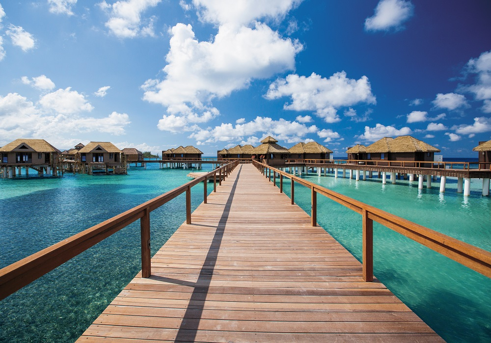 Over Water Bungalows 3