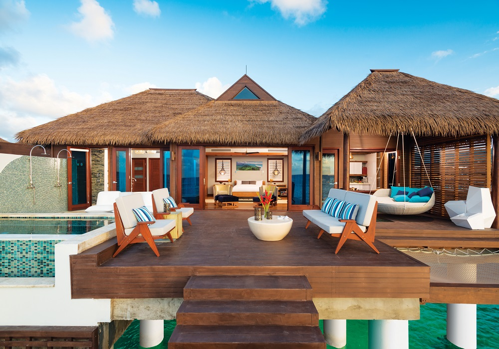 Over Water Bungalows 6