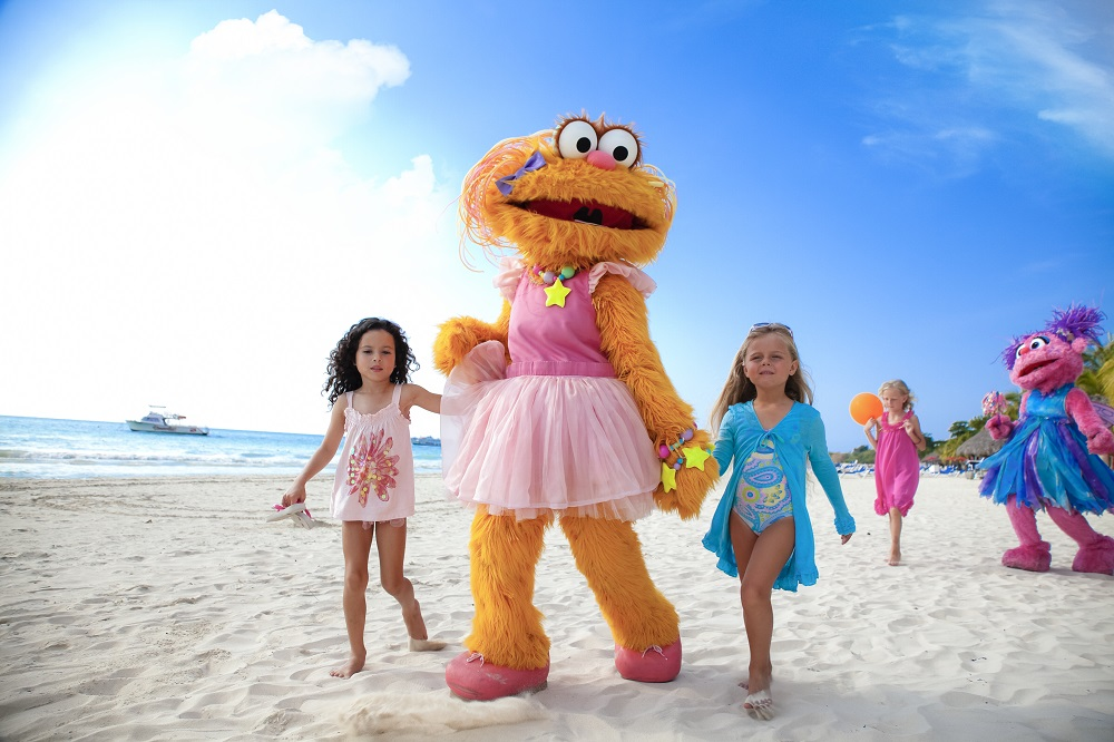 Beaches Negril Sesame St 2