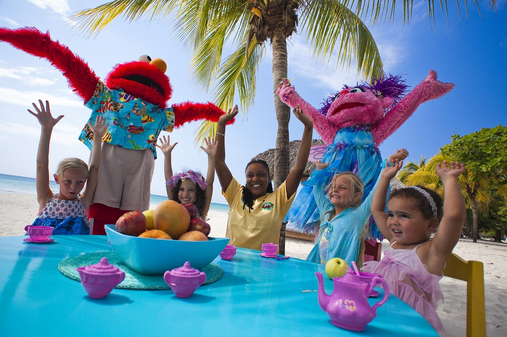 Beaches Negril Sesame St 3