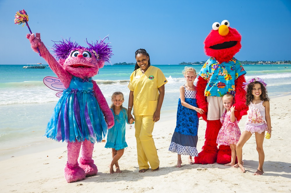 Beaches Negril Sesame St 4