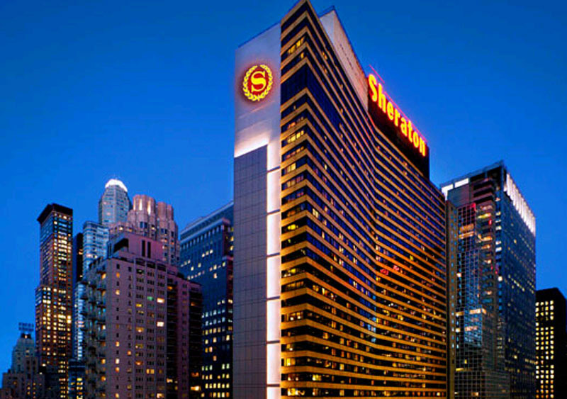 sheraton hotel new york